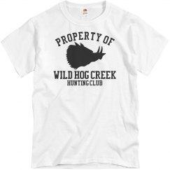 Boar Hunting Property