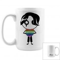 New logo Kate mug