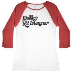 Lil Monster Costume Top