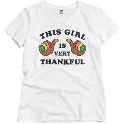 This Girl Is Thankful
