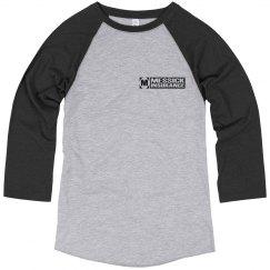 Messick Raglan - black