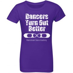 Youth Dancers Turn-Out Better Tee