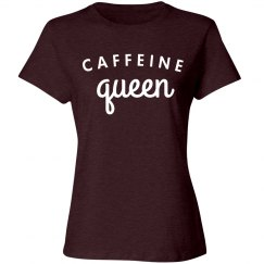 Just A Simple Caffeine Queen
