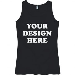 Custom Text & Art Tank Tops