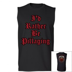 Pillaging sleeveless