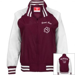 Rec cheer jacket