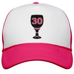 30 Peak Cap