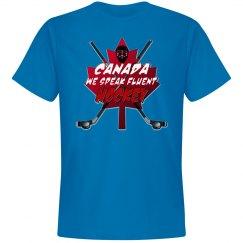 Canada Ice Hockey Humor