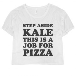 Step Aside Kale Make Way For Pizza