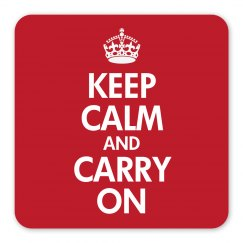 Classic Keep Calm Magnet