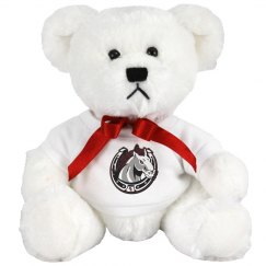 Mustang Teddy Bear