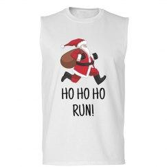 HO HO HO... Run!