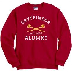 Gryffindor Alumni Sweatshirt