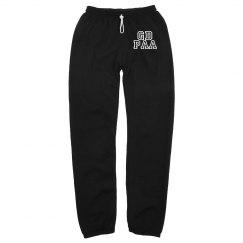 Black Unisex Sweats