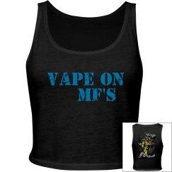 Vape On MFS Smoke Mask Tank