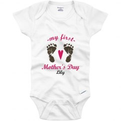 Baby's 1st Mother's Day