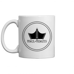 Pencil Princess Mug