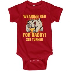 Red Friday Baby Turner