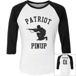 Vet Baseball Shirt