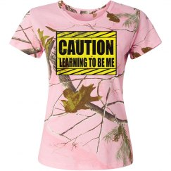 CAUTION - LEARNING TO BE ME