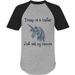 Unicorns for Trump