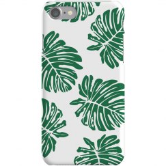 Tropical Leaves All Over Print