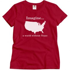World without texas