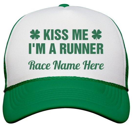 f9ae48992 Custom St Patricks Day Race Hat