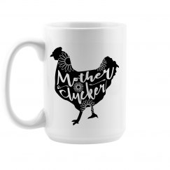 Mother Clucker Coffee Mug