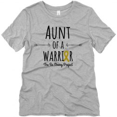 Aunt of a Warrior