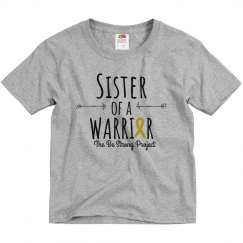 Sister of a Warrior