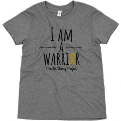Youth - I am a warrior