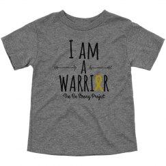 Toddler - I am a Warrior