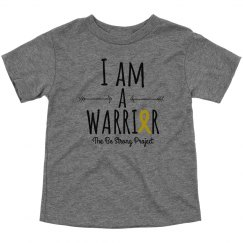 Toddler - I am a Warrior
