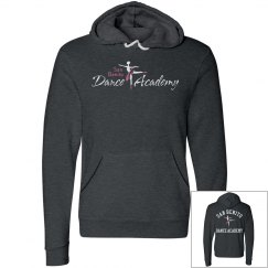 SBDA 2-toned Adult pullover hoodie - white font
