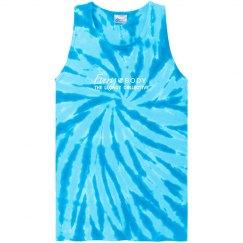 TLC Tie Dye Summit Tank