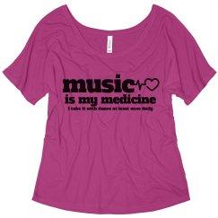 Music medicine