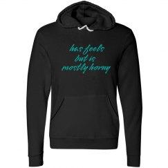 EM's hoodie