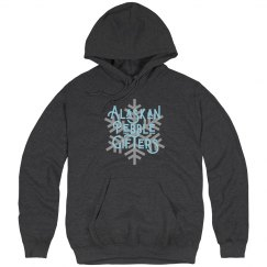 Alaskan Pebble Gifters Hoodie with Plus Sizes 2