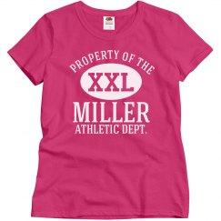 Miller Athletic Dept.