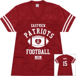Football Mom Jersey Plus