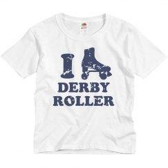 I Skate Roller Derby