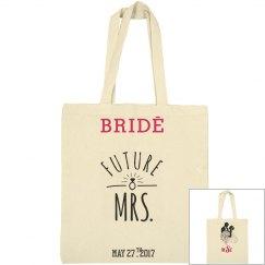 Bridal tote