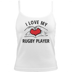Love my Rugby player