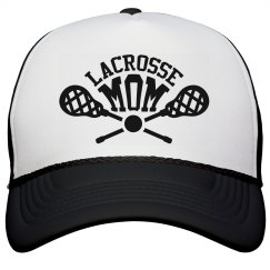 Forever a Lacrosse Mom Hat