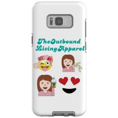 TheOutboundLiving Samsung 8 Hard Case