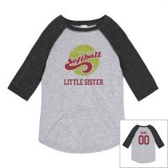 Softball Little Sister
