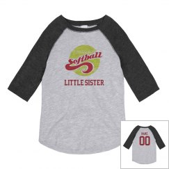 Softball Little Sister