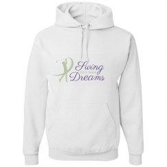 Swing Into Their Dreams Hoodie