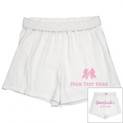 Custom Cheer Shorts